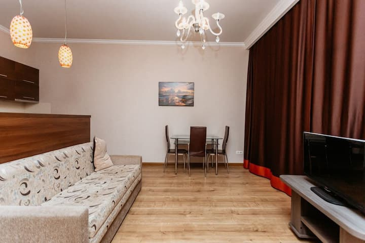 Ultracentral spacious apartment