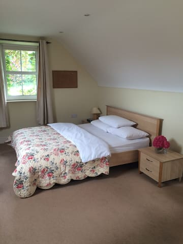 Fully furnished quiet self contained apartment - Fermoy - Huoneisto