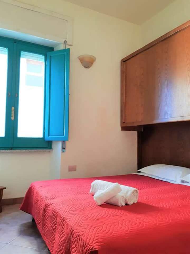 Grazioso appartamento due posti nel centro storico