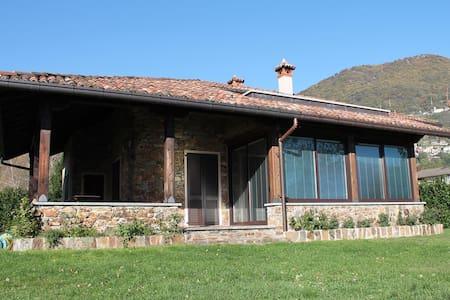 Trilocale in villa a Domaso per 6 persone ID 260 - Domaso