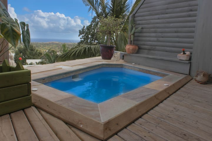 Vétibunga bungalow tout confort - Etang-Salé les Hauts - Bungalou
