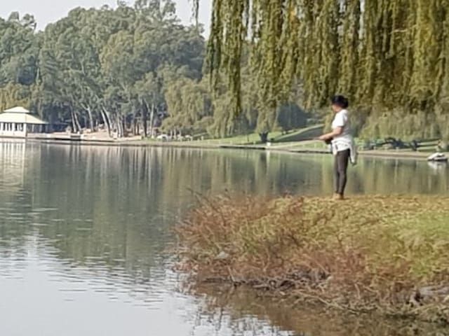 River Lodge on the Vaal