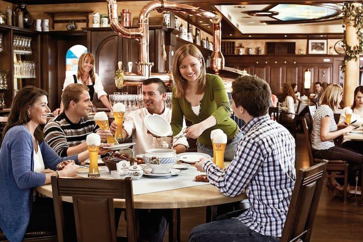 Gallery: Erdinger brewery visitors centre / Erdinger Brauerei Besucherzentrum (c) und Freigabe durch Erdinger Weißbräu