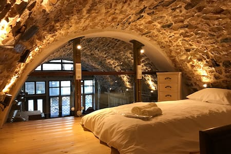 Cave House near by The Lake