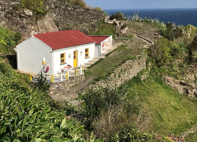 Casa Pedras Brancas,outstanding sea view,WLAN/WiFi