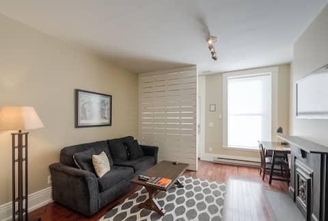 Downtown Guest Suite on Saint Clair