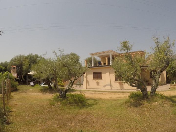casa rustica Salantia