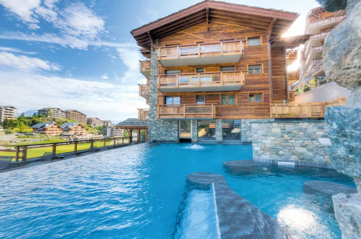 Montagnard 008 - LUXE & VIEW apartment 6 pers