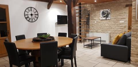 L'Atelier, une escale en terres Champenoises...