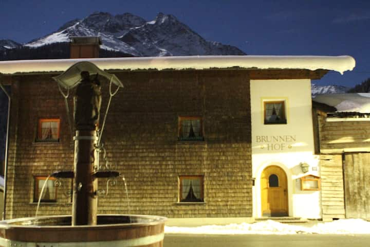 Great Apartment for 4-5 near Arlberg