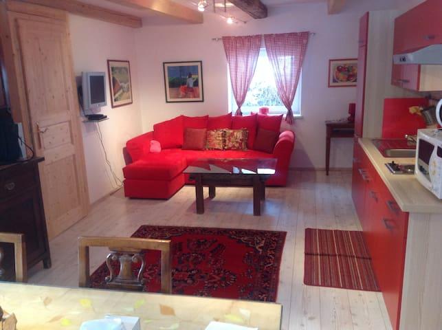 soggiorno indementicabile - Bad Bleiberg - Lägenhet