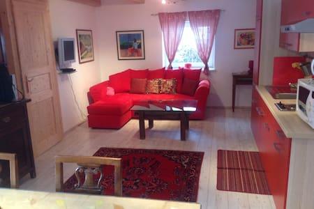 soggiorno indementicabile - Bad Bleiberg - Appartement