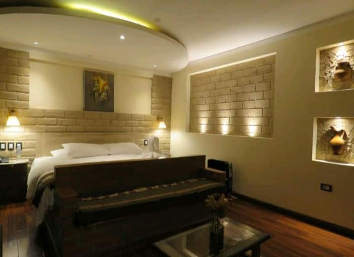 Private Room in Atipax Hotel