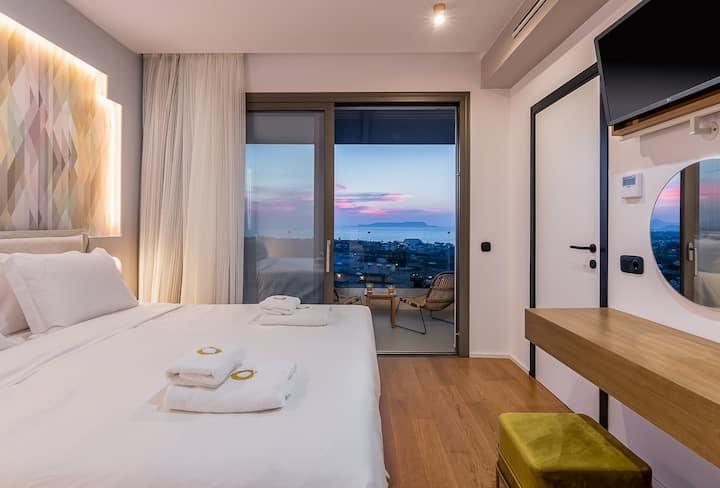 Happiness SeaView Villa Jacuzzi|Onira Suite Dreams