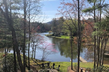 Rest & Relax on Lake Rugby in Hendersonville