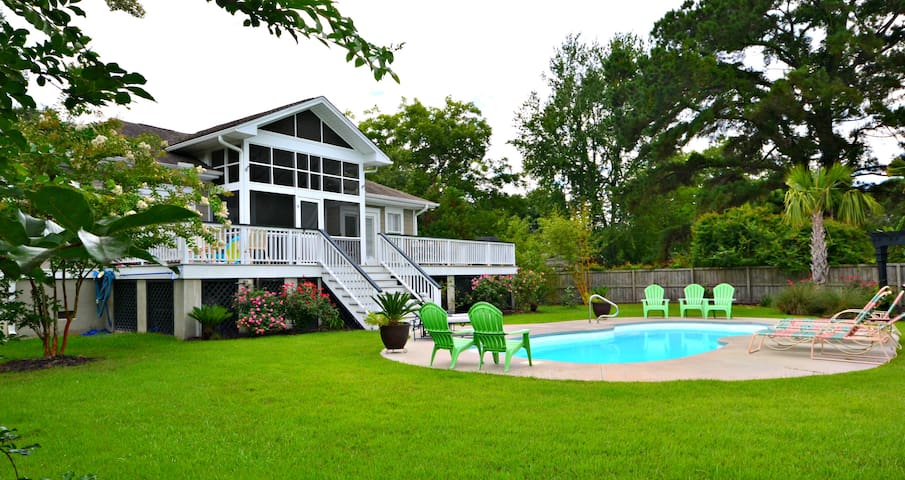 Private Pool | Clean One Level | Secluded Yard