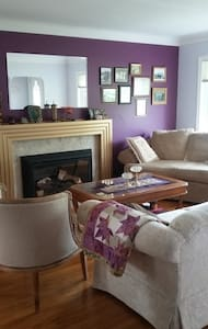 Homieness, comfort and relaxed adult atmosphere - Sarnia - Ev