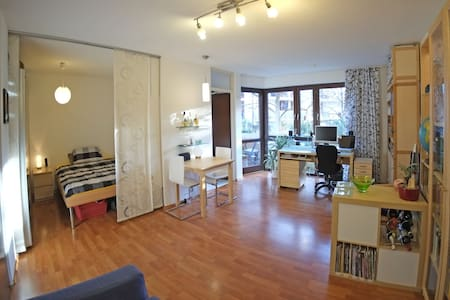 Great apartment, central and quiet - 慕尼黑 - 公寓
