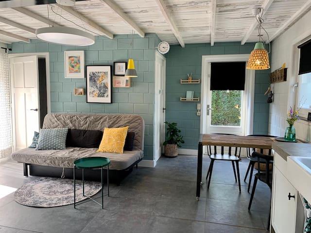 Sfeervol guesthouse / vakantiehuisje in Brabant