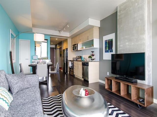 Stay as long as you want | 1BR in Seattle