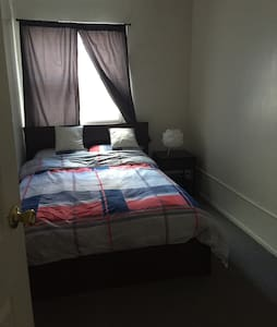 纽约Private room 7 mins to NYC.