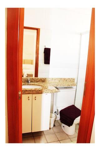 Banheiro todo seu