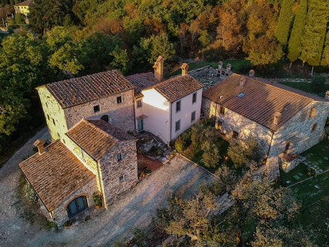 Casale La Quercia - Toszkánai vidéki ház