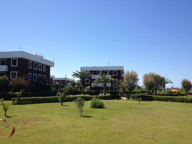 Casa Mandatoriccio marina -30m mare - Marina di Mandatoriccio - Apartament