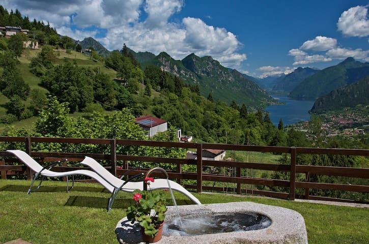 Primula B&B l'Ariosa  Idro lake - Lago d'Idro Treviso Bresciano - Bed & Breakfast