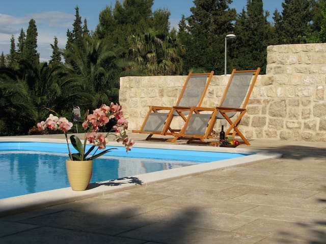 Villa Carmen  -triple superior - Mlini - Bed & Breakfast