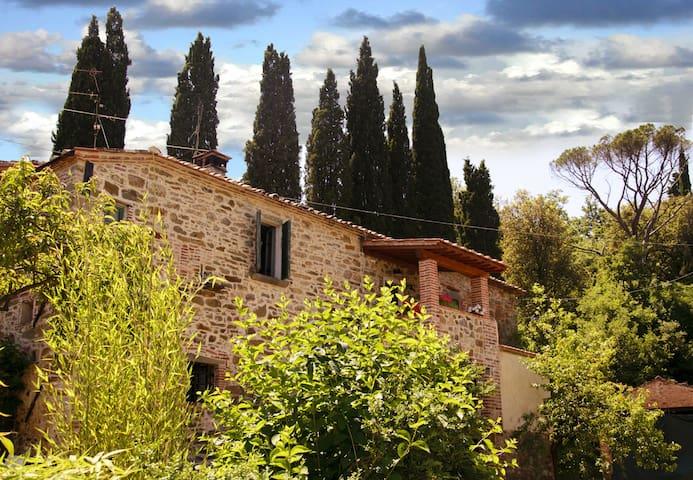Siena e dintorni: al Piccolo Borgo - Rigomagno - Apartment