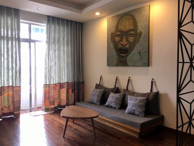 Tara Green Apartment - City center - Ho Chi Minh City - Lakás