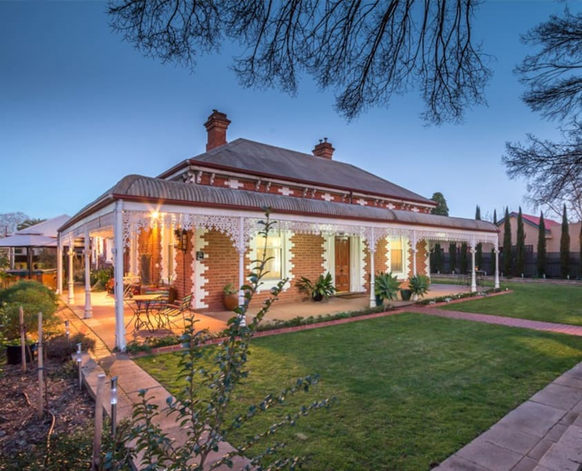 Waverley Bed And Breakfast Albury