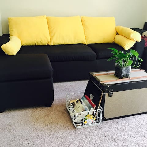Comfortable Private room - Los Angeles - Apartment
