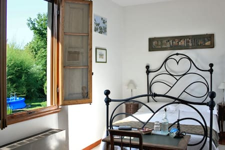 Leccio room in B&B La Martellina - Fiesole - Bed & Breakfast