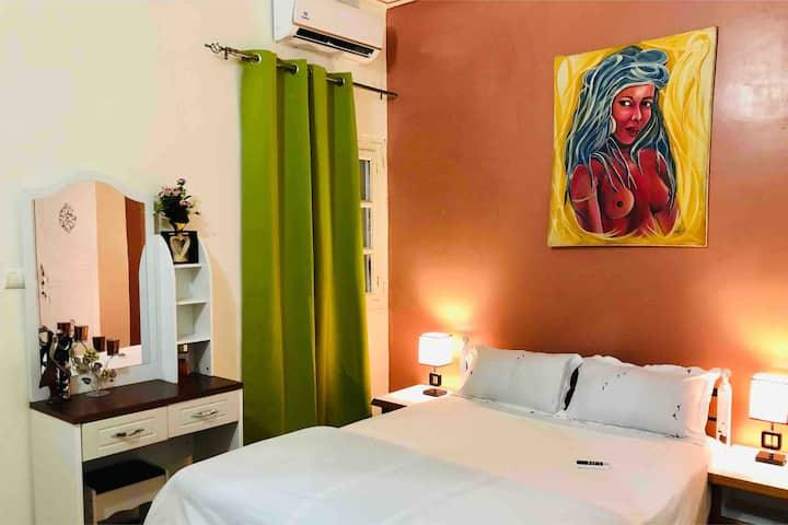 Appartement meublé à Dakar