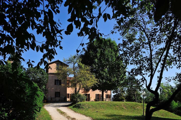 Italian Villa in The Colli Euganei National Park - Torreglia