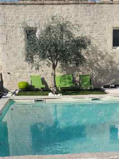 Small house in Roquevaire, 20min from Marseille
