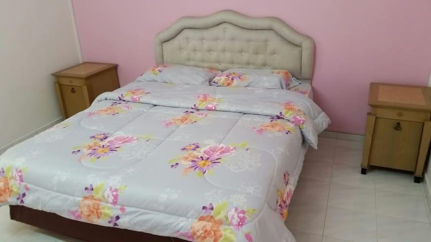 Cozy SJH Apartment @ Semabok, Melaka