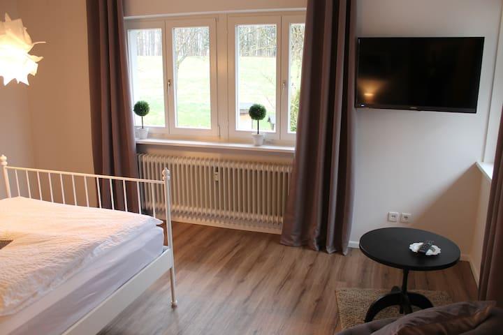 Neue Wohnung auf dem Rechberg - Lörrach - Appartamento