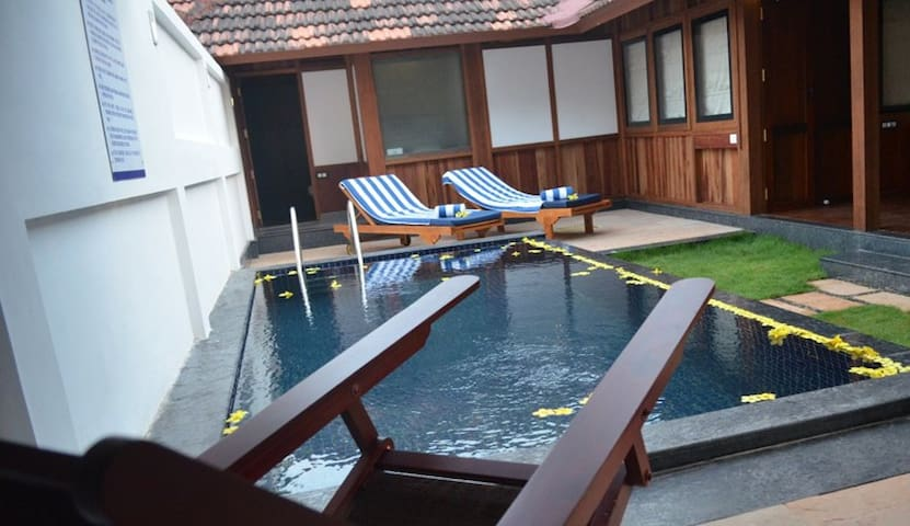 Pool Villa at Estuary Island - Poovar