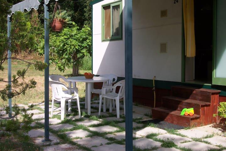 Mini house in parco sul mare - Torino di Sangro Marina - Bungalov