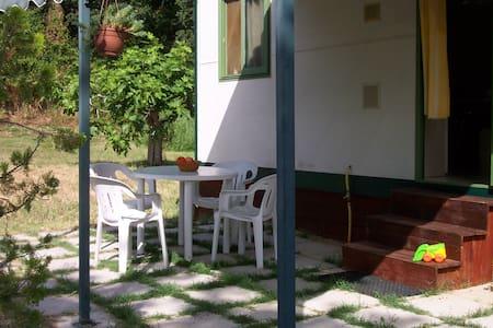 casa mobile in parco sul mare - Torino di Sangro Marina - Bungalow