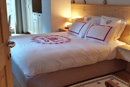 Rooms Scoiattoli and Cerbiatto 4/5  - Campodolcino - Bed & Breakfast
