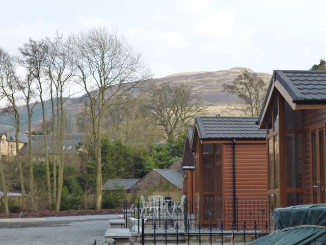 The Eagle's Rest, lodge, sleeps4 - Auchterarder