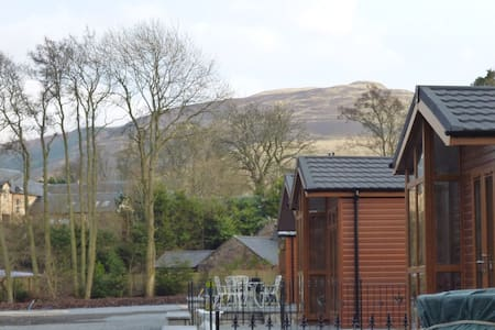 The Eagle's Rest, lodge, sleeps4 - Auchterarder - Σαλέ