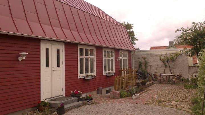 Centralt i Båstad