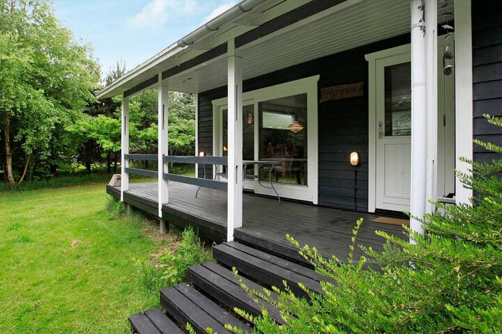 Charming Holiday Home in Sæby with Sea Nearby
