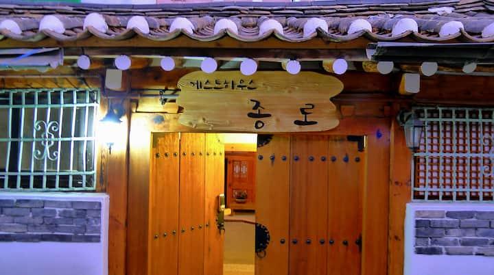 guesthouse jongno (M ROOM)