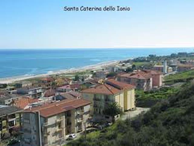 Bella Casa sul mare ionio - Santa Caterina Dello Ionio Marina